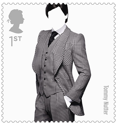 Big Picture, fashion stamps, Tommy Nutter