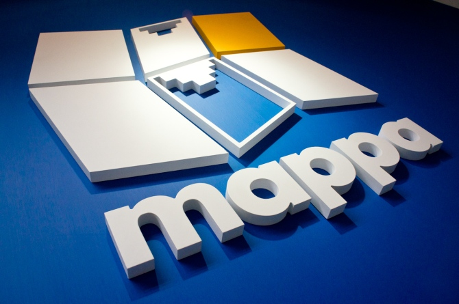 Mappa logo revamp