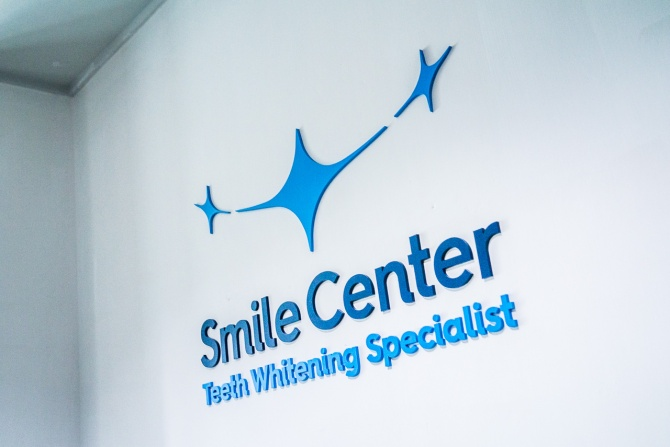Logo design for SmileCenter