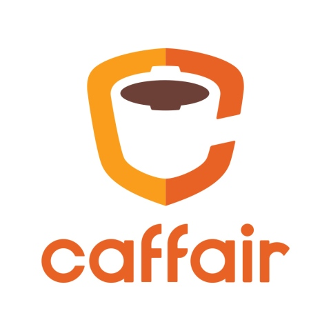 Brand development for Caffair
