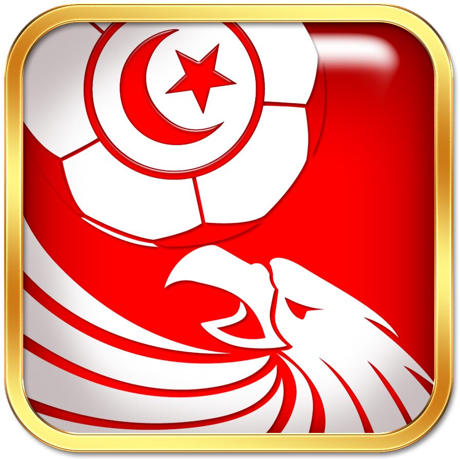 iPhone App Icon Design - Tunisie Ligue-icon-01.jpg