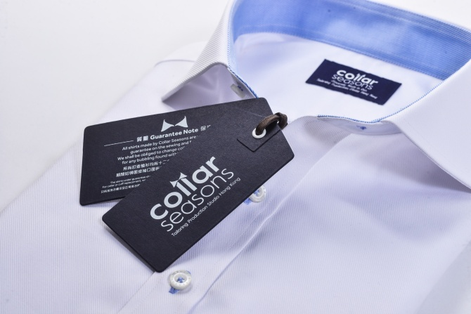 Brand development for Collar Seasons